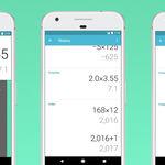 Google Calculator 7.2 añade historial de cálculos y permite almacenar valores en la memoria
