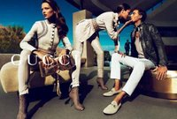 Gucci, campaña Primavera-Verano 2011 cargada de color
