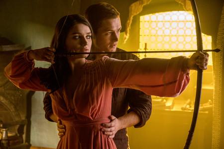 Robin Hood, el origen de la leyenda, ya a la venta en DVD, BLU-RAY y ULTRA HD 4K
