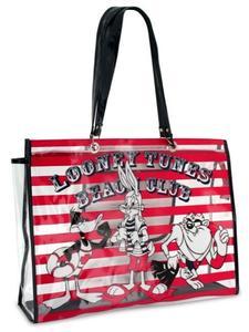 Jugavi lanza su nueva colección de bolsos de playa de Looney Tunes