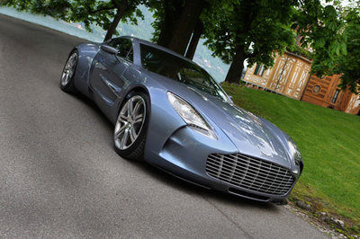 Póngame 10 Aston Martin One-77, por favor