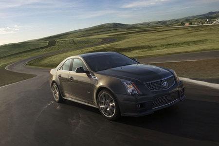 Cadillac confirma los datos oficiales del Cadillac CTS-V