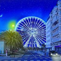 San Sebastián iluminará la Navidad a lo grande con una noria en Alderdi Eder