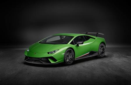 Lamborghini Performante Huracán