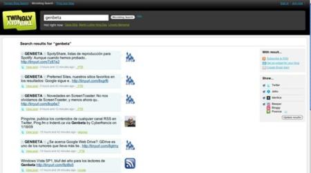 Twingly lanza búsquedas en sistemas de microblogging