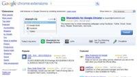 Chrome alcanza las diez mil extensiones: ¿Envidia a Firefox? ¿Qué envidia?
