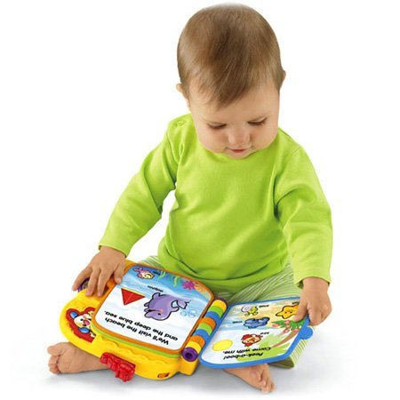 Libro Fisher Price