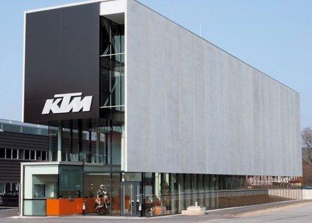 KTM planea sacar una gama 125-350 cc de carretera