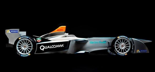 Monoplaza de Fórmula E Spark-Renault 2013 02