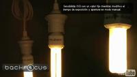 Cómo usar el modo manual de exposición grabando vídeo con la Canon EOS 5D Mark II