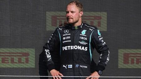 Bottas Zandvoort F1 2021