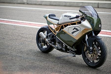 """""""No todo lo que hace Ducati es hermoso"""" y por eso Kris Reniers creó la Distinto"""