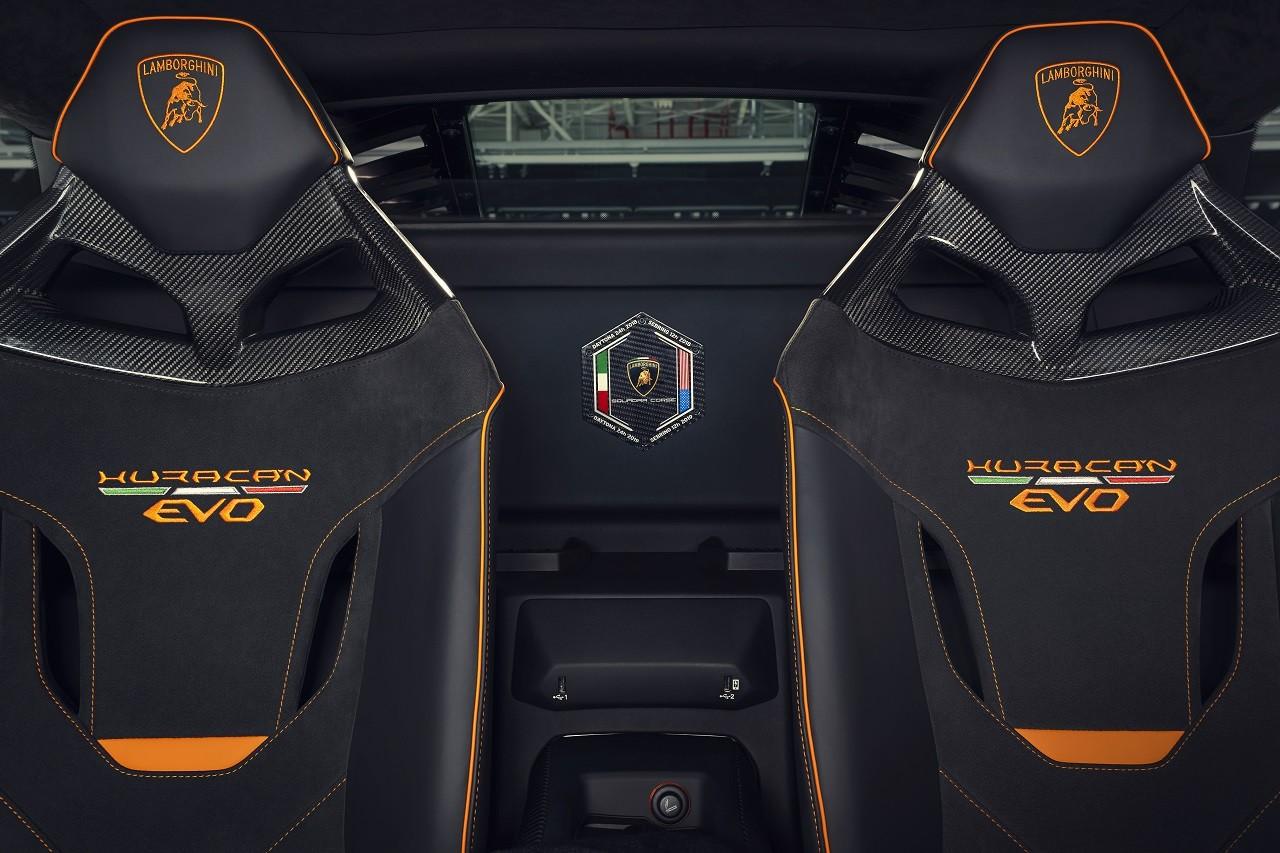 Foto de Lamborghini Aventador SVJ Roadster 63 y Huracán EVO GT (15/34)