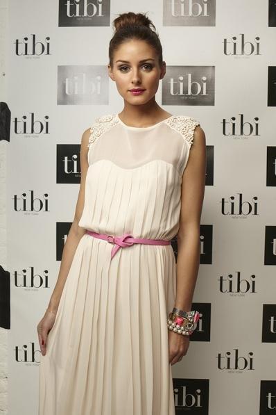 Olivia Palermo protagonista de la nueva campaña de Tibi Primavera-Verano 2011