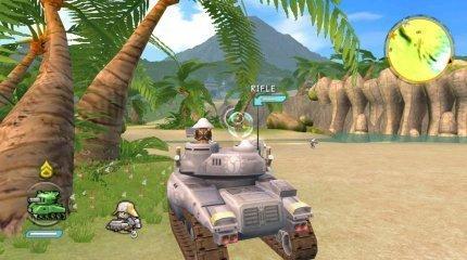 [Games Convention 06] Battalion Wars 2 de Wii en vídeo