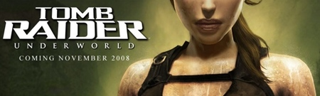 'Tomb Raider: Underworld', nuevo vídeo de Lara Croft en movimiento