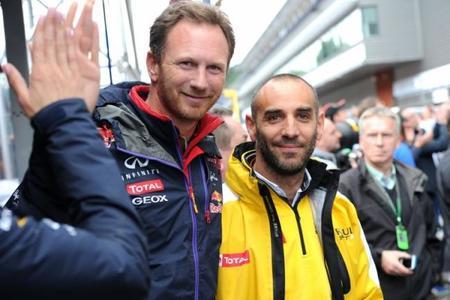"""Cyril Abiteboul:""""Nuestro equipo oficial se llama Red Bull"""""""
