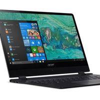 Swift 7, según Acer este es el portátil más delgado del mundo