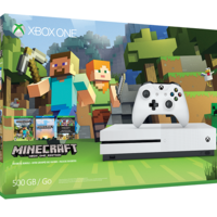 Outlet Days en MediaMarkt: Xbox One S + Pack Minecraft por 186,75 euros