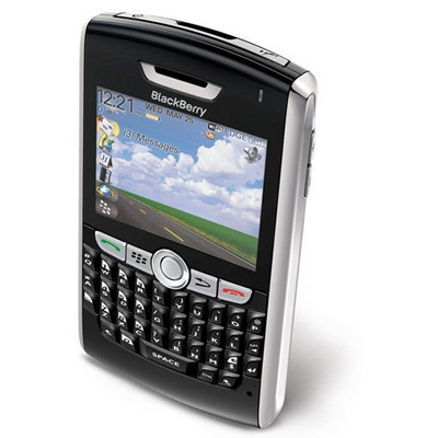 Dispositivos Blackberry con pantalla táctil