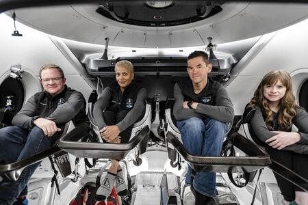 En un mes, SpaceX lanzará la primera misión privada al espacio sin astronautas profesionales a bordo