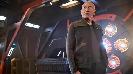 Starr Trek Picard Mejores Series De 2020 Y Donde Verlas