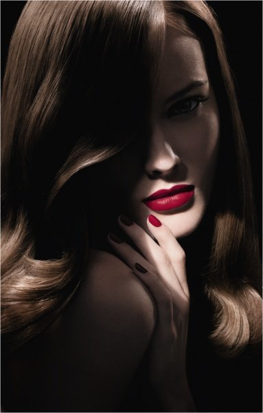 Rouge Allure Velvet, así serán unos labios Chanel este otoño 2011
