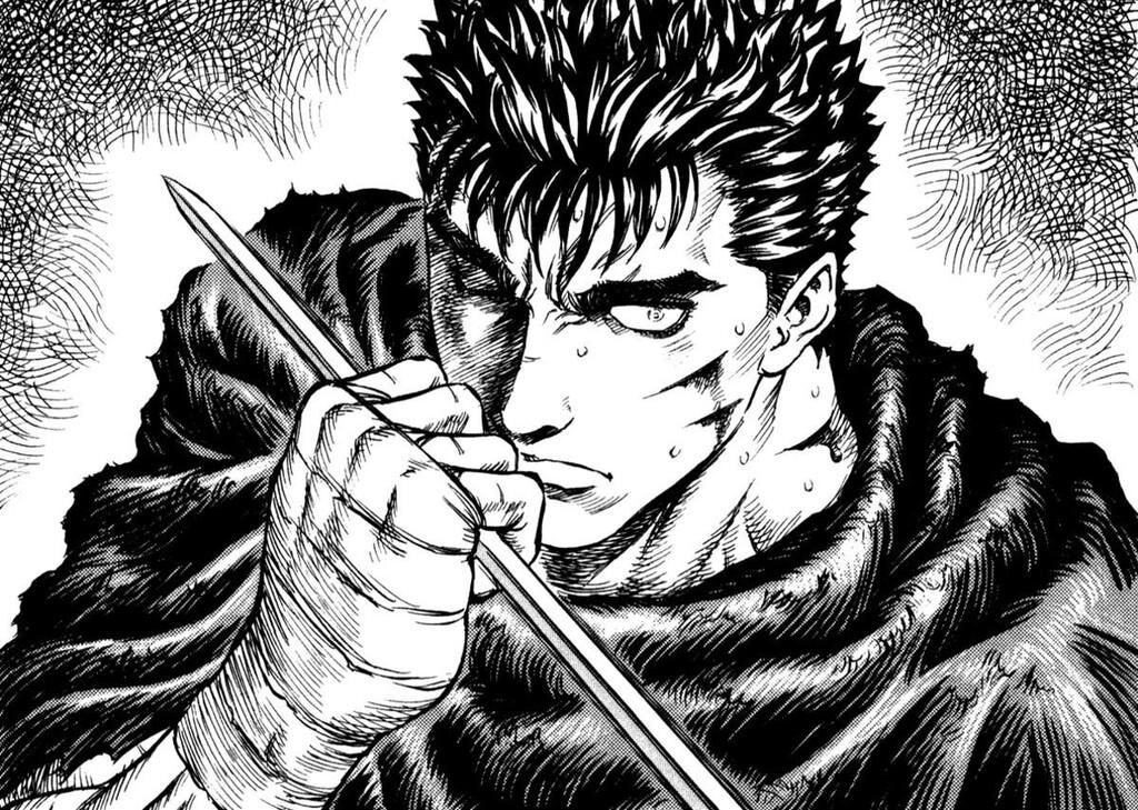 Muere Kentaro Miura, autor de 'Berserk', obra clave del manga de ciencia-ficción que queda definitivamente incompleta