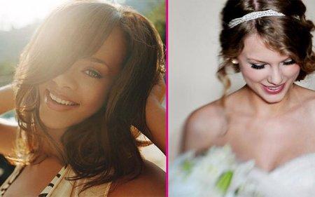 """¿Quién """"vive la vida"""" mejor, Taylor Swift o Rihanna?"""