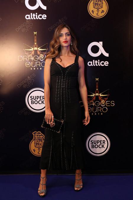 Sara Carbonero Premios Dragon De Oro 2