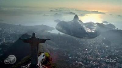 ABC retira todas las imágenes del Cristo Redentor en 'V'