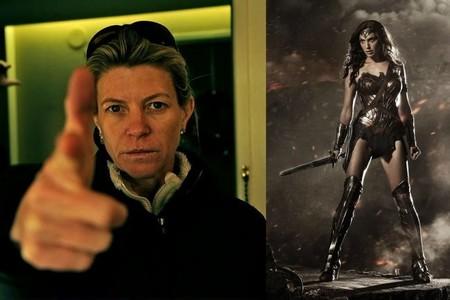 Wonder Woman encuentra a su directora