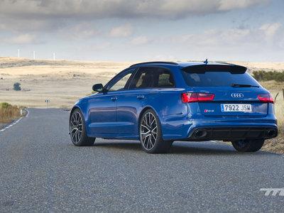 Audi RS 6 Avant performance: un familiar de 605 CV, racional y pasional a partes iguales