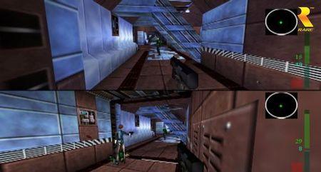 'Perfect Dark'. Comparativa entre las versiones de N64 y XBLA