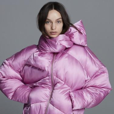 13 plumas para combatir el frío con mucho estilo