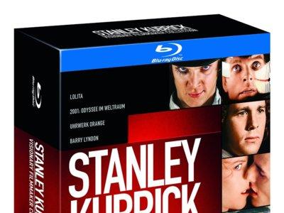 Stanley Kubrick Collection en Blu-ray por 16 euros