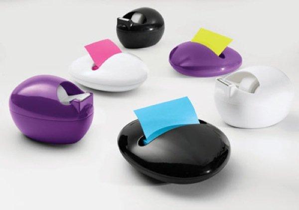 Accesorios de karim rashid para el escritorio for Accesorios de oficina