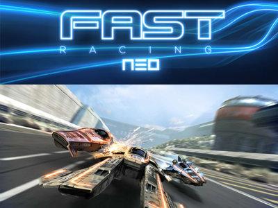 FAST Racing Neo llegará a la eShop de Wii U la próxima semana