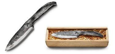 Cuchillo de acero forjado