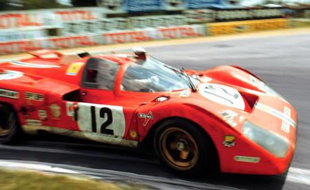 Ferrari 512M NART 1971 Le Mans