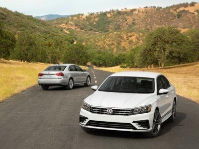 Volkswagen Passat 2016, una manita de gato para la interpretación alemana de los autos americanos