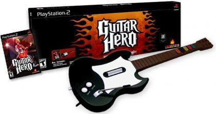 Gibson denuncia a Activision por el 'Guitar Hero'