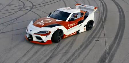Toyota y la Universidad de Stanford han creado un Supra capaz de hacer drift él solito... y es por una buena causa