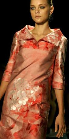Carolina Herrera Primavera-Verano 2007