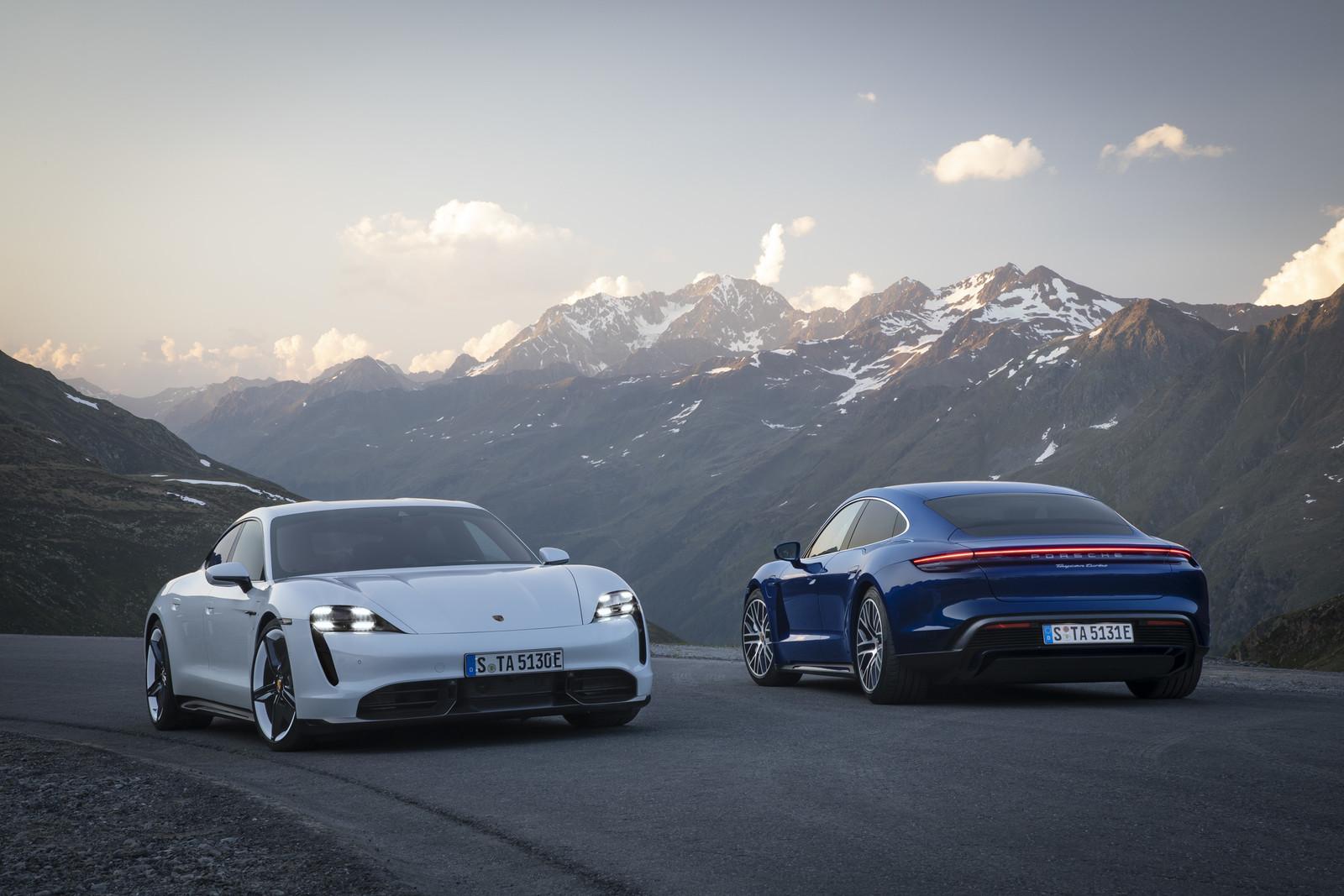 Foto de Porsche Taycan (18/21)