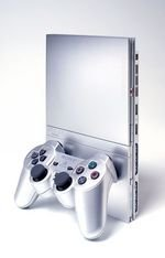 PS2 Satin Silver  a la venta