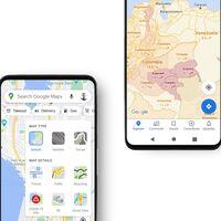 Google Maps añade una nueva capa en sus mapas para mostrar la densidad de casos de COVID-19 por zonas
