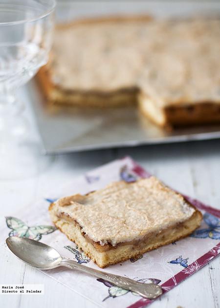 Pastel polaco de manzanas y merengue: la receta de postre tradicional con fruta que os conquistará