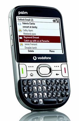 Palm Treo 500v, la nueva apuesta de Palm