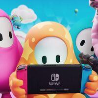 Fall Guys estrenará sus pruebas imposibles en Nintendo Switch en el verano de 2021